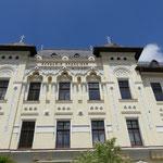 Die orthodoxe Fakultät der Universität Sibiu