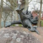 Die Elwetritsche grüßen im Dahner Kurpark