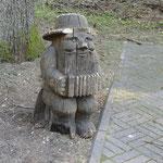 Trolle und Gnome bevölkern die Region ;)