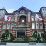 2014 feierte der Bahnhof in Tokio seinen 100. Geburtstag