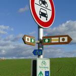 Bestens markierte Wanderwege finden sich rund um Neualbenreuth