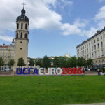 Die nahe Fußball-EM wirft ihre Schatten voraus