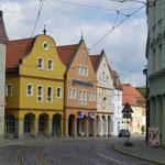 .... bestimmen das Bild der Altstadt.