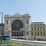 """Der Ostbahnhof, den wir diesmal """"entspannt"""" betrachten können"""