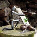 Le dompteur d'escargots