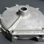 Gehäusehälfte MAG Motor mit Rissen