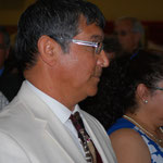 Bilingual Bridge Ministry chairperson Miguel Espinosa.
