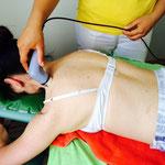 Wärmetherapie mittels Ultraschall