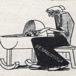 Малыкин Я. Крокодил. 1978. №21.