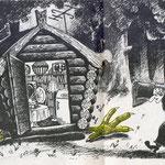Белевцев Н. Крокодил. 1982. №24.