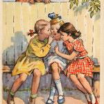 Секрет худ. И. Брюлин 1955