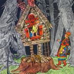 Васильев Е. Крокодил. 1983. №16.