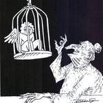 Эренбург Б. Галерея мастеров карикатуры. Вып. 9. СПб., 2010.