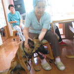 At nursing home in Fujisawa Japan