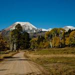 """Das """"La Sal Gebirge"""" ist eine Bilderbuch Landschaft"""