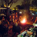 Bärbel und Joachim feiern ihr 2-jähriges in San Miguel de Allende