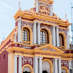...die Franziskanerkirche wird seit Jahren renoviert - ist jetzt aber wunderschön geworden...