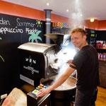 Die Brüder von Sabine - eine Reisefreundin - führen ein tolles Cafe in Amberg....
