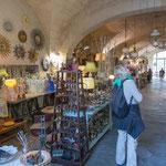 ...und natürlich wunderschöne Shops für Rita...