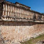 """....Cuadrángulo de las Monjas (""""das Nonnenviereck"""") hatte 74 Zimmer...."""