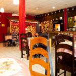ein nettes Cafe