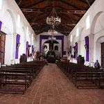 ....das Innere der Kirche....
