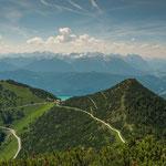 .....auf die Alpen.....