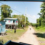 ....ein kleines Dörfchen an der Karibik......