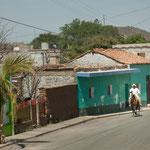 immer noch ein beliebtes Transportmittel in Mexico