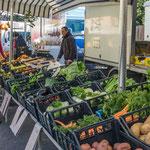 Bilder des wunderschönen Wochenmarktes