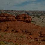 Bighorn Mountains - die schönsten Farben und Formen
