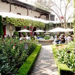 """Restaurant """"La Hacienda de los Morales"""""""