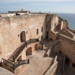 Die Festung Morro war das entscheidende Bollwerk der Spanier gegen die Piraten
