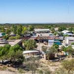"""...der Ort """"Vallecito"""" hat nur 10 Häuser und manchmal 50.000 Besucher an einem Tag."""