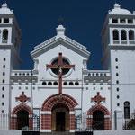 Die tolle Fasade der Stadtkirche....