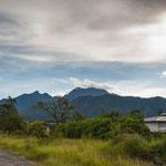 Die 3.000er Berge im Osten von Volcan.....