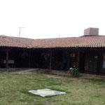 Die einfachen aber sauberen und sehr funktionellen Gebäude von CITAC