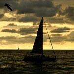 ....und dazu ein Panorama und Sonnenuntergang wie aus dem Bilderbuch.....