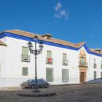 ...typisch andalusische weiße Häuser...