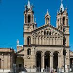Die Kathedrale von La Rioja...