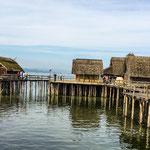 Die 2 - 3-Tausend Jahre alten Pfahlbauten am Bodensee1