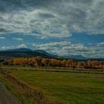 Fahrt im Ursprungsgebiet des Colorado Flusses