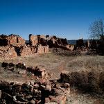 """Kinishba Ruinen"" der Mogollon Indianer"