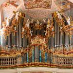Das Kloster Ochsenhausen...
