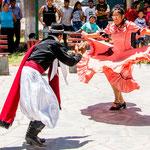 ...die beiden führten einen tollen Tanz vor (siehe Film)...