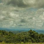 Von den Bergen Panamas an die Pazifikküste....
