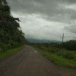 ....ungefähr 1/3 von Belize ist bergig.....