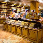 ...Aigues-Mortes ist eine Schokoladenstadt...
