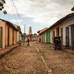 Für uns die schönste Stadt Kubas....