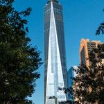"""...das """"New World Hochhaus"""" - heute das höchste von New York..."""